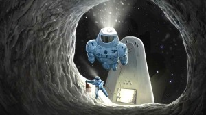 14_Men_in_spacesuits_entering_the_stone_craft